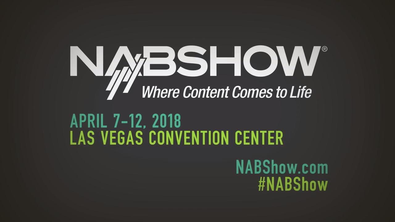 Acromove in NAB Show 2018, Las Vegas   Acromove Inc