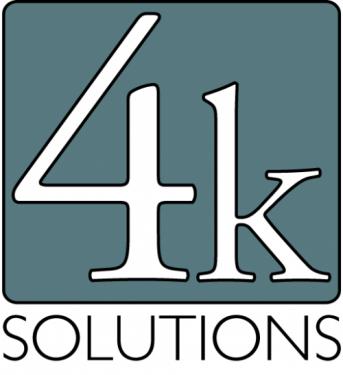 4k Solutions logo
