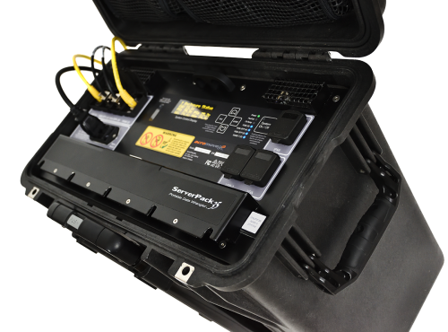ServerPack 35 to show at AFCEA WEST 2019 in San Diego