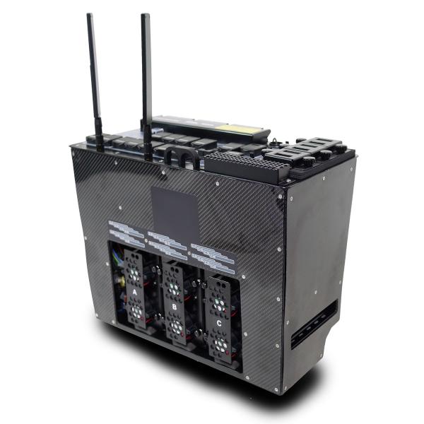 ThunderPack™ Mk I Inside